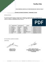 Contratistas Generales Vidalr Empresa Individual de Responsabilidad Limitada Vidalr e.i.r.l.