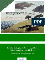 Redução de danos e saída de medicamentos psiquiatricos