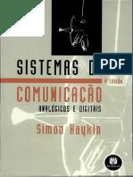 Sistemas de Comunicação - Analógicos e Digitais - 4 Ed