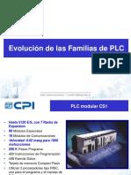 Parte 2 - Familias de PLCs