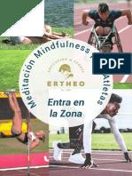 Meditación Mindfulness Para Atletas