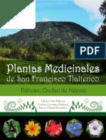 Plantas Medicinales Tlaltenco Electronico Protegido