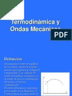 Termodinámica y Ondas Mecánicas