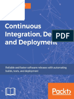 Sander Rossel Continuous Integration Delivery and Deployment Packt 2017