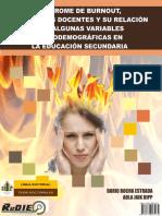 Libro de Burnout