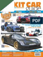 UK Kit Car Guide 2016 UK