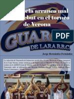 Jorge Hernández Fernández - Venezuela Arranca Mal en Su Debut en El Torneo de Verona