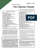 A Powerful New Colporteur Program