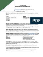 8th grade physical science syllabus 2019-2020