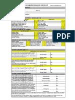 Copy of Ground Disturbance Checklist revise.xls