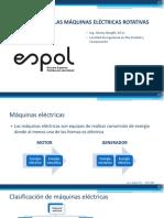 Introducción a Las Máquinas Eléctricas Rotativas