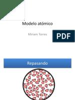 Modelo atómico