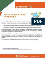 Fiche 16 - Informatique-Qu Est-ce Que Le Cloud Computing