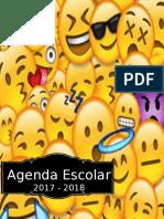 Agenda Emoticones Imprimir
