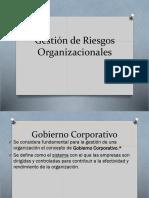 Riesgo Organizacional