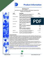 Información del producto EZ-Vision™