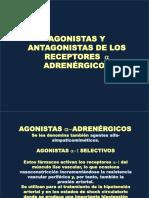 06-17-13 Agonistas y Antagonistas Alfa Adrenérgicos
