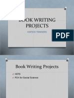 Book Writing Projects-1