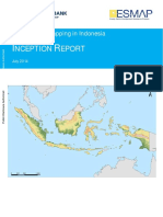 Small Hydro Mapping in Indonesia