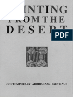 Painting from the Desert