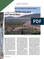 Imperialismo Hidraulico de Los Aztecas Por