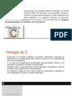 Curso de programación Dev C++