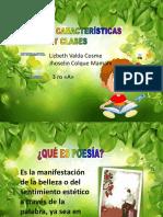 Diapositiva Sobre La Poesía