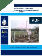 Inventario de Las Estaciones Climatologicas
