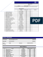 Lista de Presenca APR MODELO - Civil 01