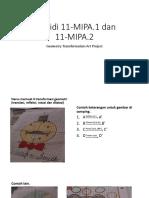 Remidi 11-MIPA Uas Gasal