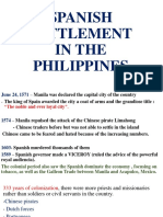 SPANISH SETTLEMENT IN THE PHILIPPINES.pptx