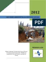 Gestion Social - Gestión Ambiental Cúcuta1