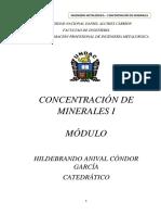 Módulo Conc. i 2016