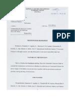 Ideszr.aguilar v Comelec.petition for Mandamus.27 October 2010