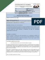 Diario de Campo - Trabajo en Equipo 2019