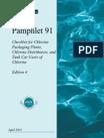 Pamphlet 91 - Edition 4 - September 2012