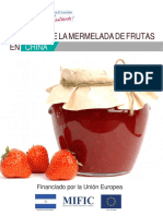 Ficha Producto-Mercado Mermelada de Frutas - China