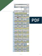 Ficha de evaluación Canal de riego