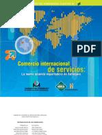 Comercio Internacional de Los Servicios