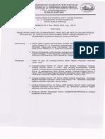 Tarif Pelayanan Baru Di RSUD Dr. H. Soemarno Sosroatmodjo Kuala Kapuas
