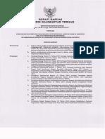 SK Bupati - Jabatan Fungsional Asisten Penata Anestesi - Setyo Mantoro