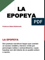 la-epopeya PPT.ppt