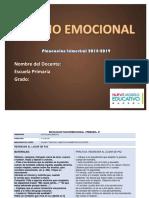EDUCACIÓN SOCIOEMOCIONAL 1er Trimestre 2018-2019.docx