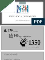 IIM Rohtak Social Media HR 22062019