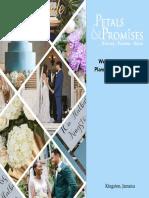 2019 Petals Brochure