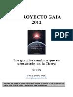 El Proyecto Gaia 2012, Hwee-Yong Jang, 109 pp
