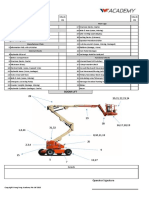 Boomlift Inspection Checklist(1)