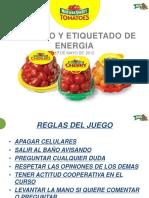 Bloqueo de Energia 2012
