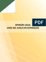 Ordenacion Territorial Estanque Merida Venezuela