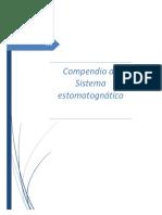 Compendio Sistema estomatognático